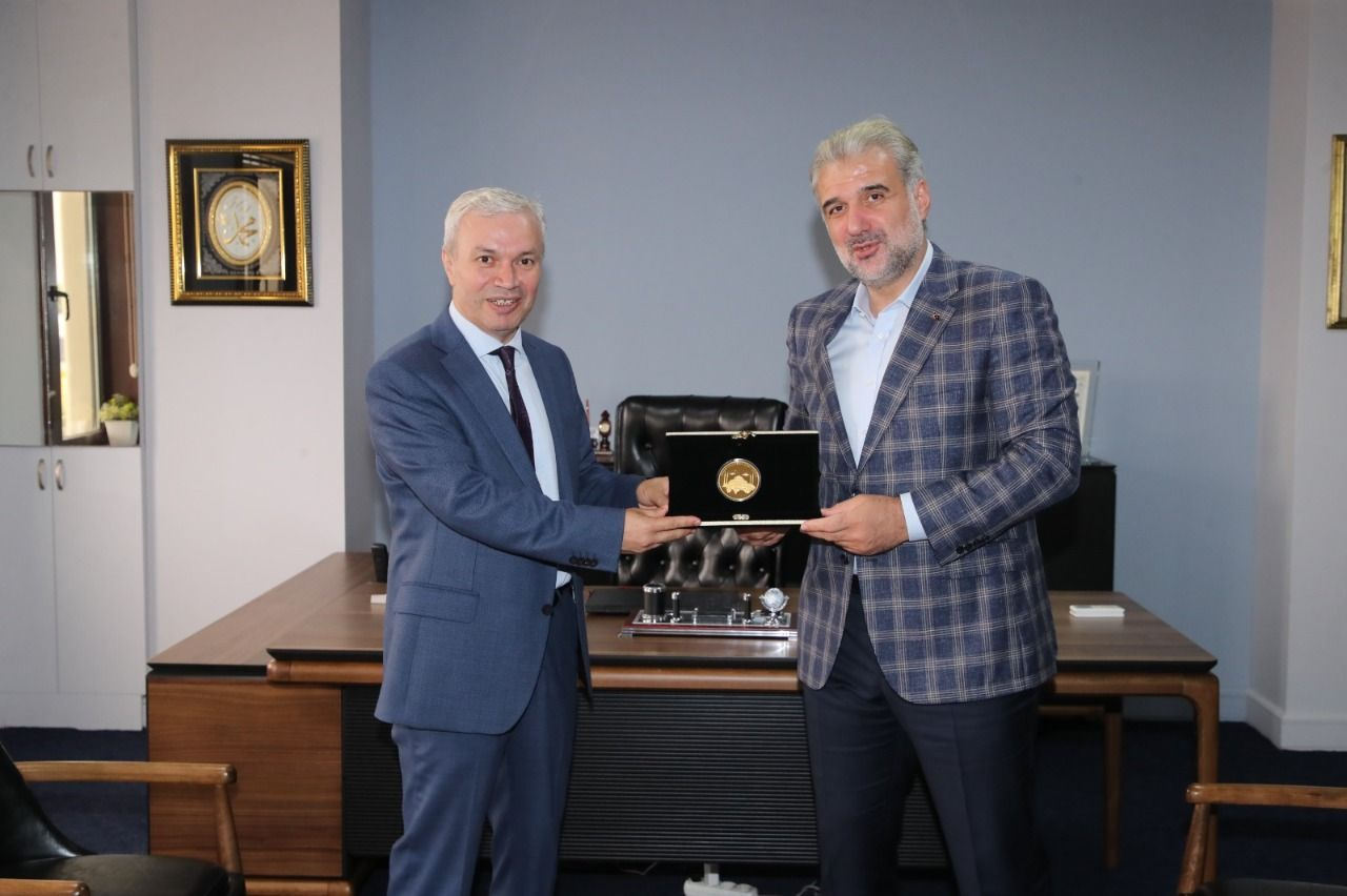 AK Party Provincial Chairman Kabaktepe visits Milli Gazete