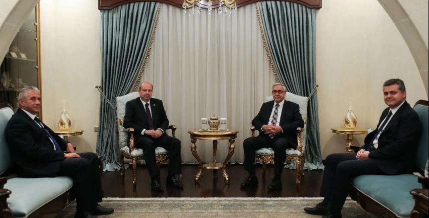 Akıncıs negotiations begin after the coalition scattered in TRNC