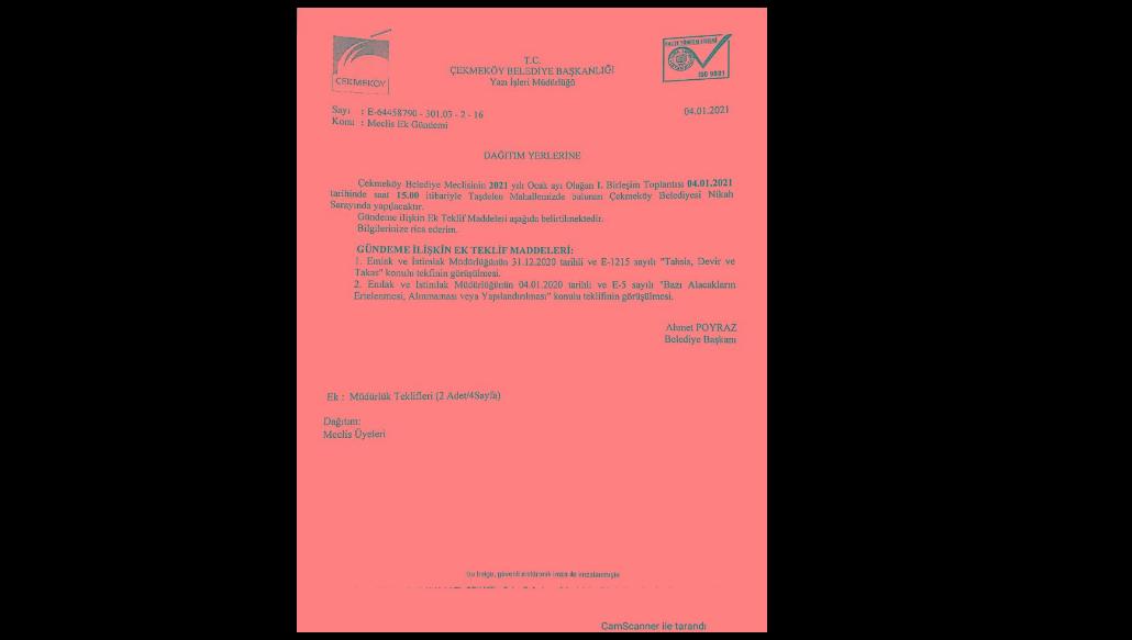 AKP municipalities closed their debts by selling schools