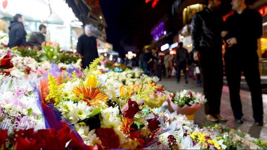 AKP municipality in northwestern Turkey spends $ 1.4 million on flowers in 2018