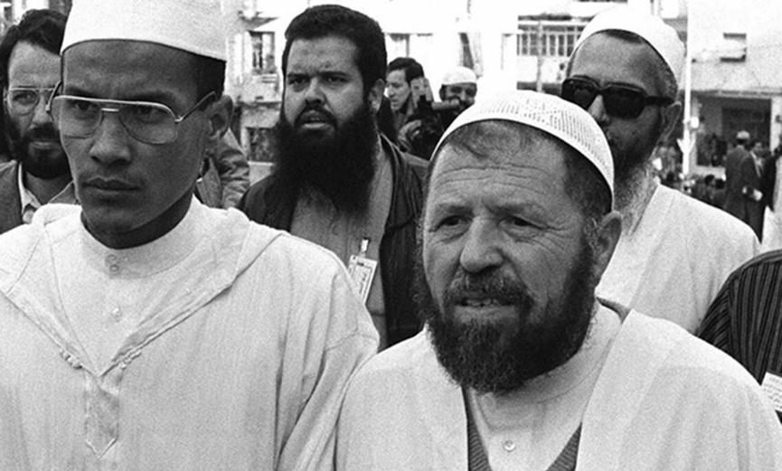 Algeria Islamic Salvation Front leader Abbas Madani passes away
