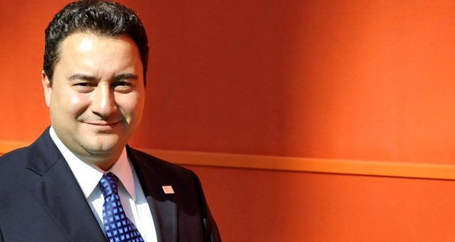 Ali Babacan's party establishment petition submitted to the ministry