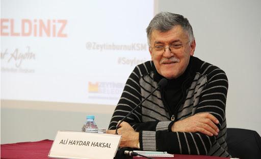 Ali Haydar Haksal: Changing and transforming minds