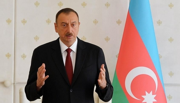 Aliyev announces the capture of the city of Magadiz in Karabakh