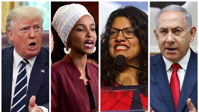 Amid outcry, US congresswomen slam Israel's move to deny entry