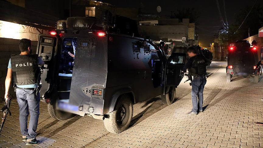 Ankara police detain 20 after stun grenade attack