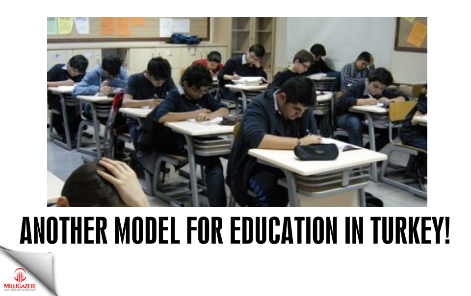 Another model for education in Turkey!