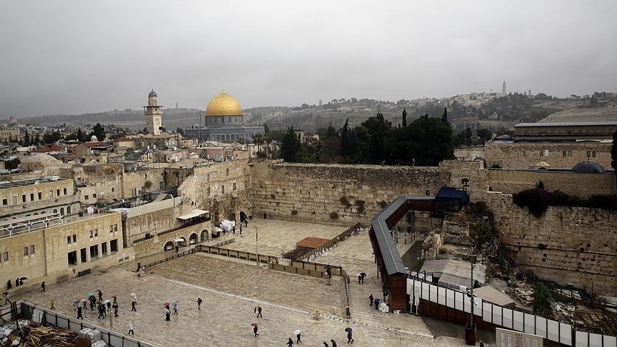 Arabic countries denounce US Jerusalem move