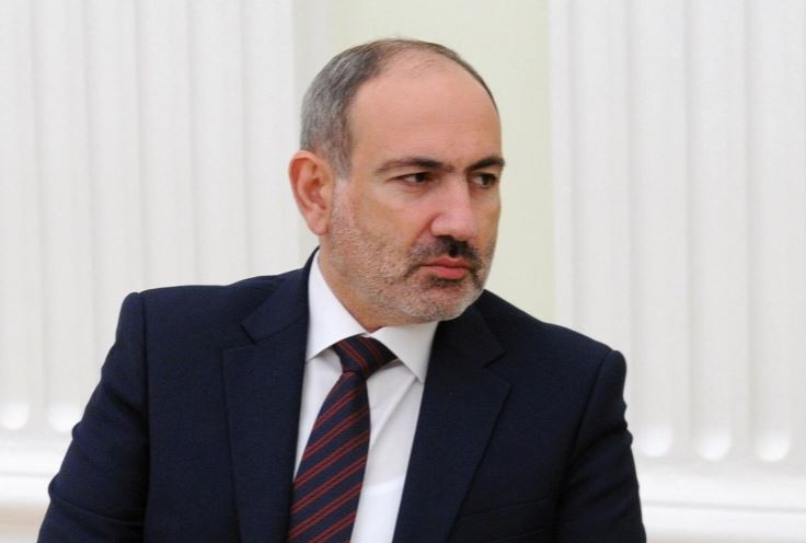 Armenia PM confirms he will step down to allow early election