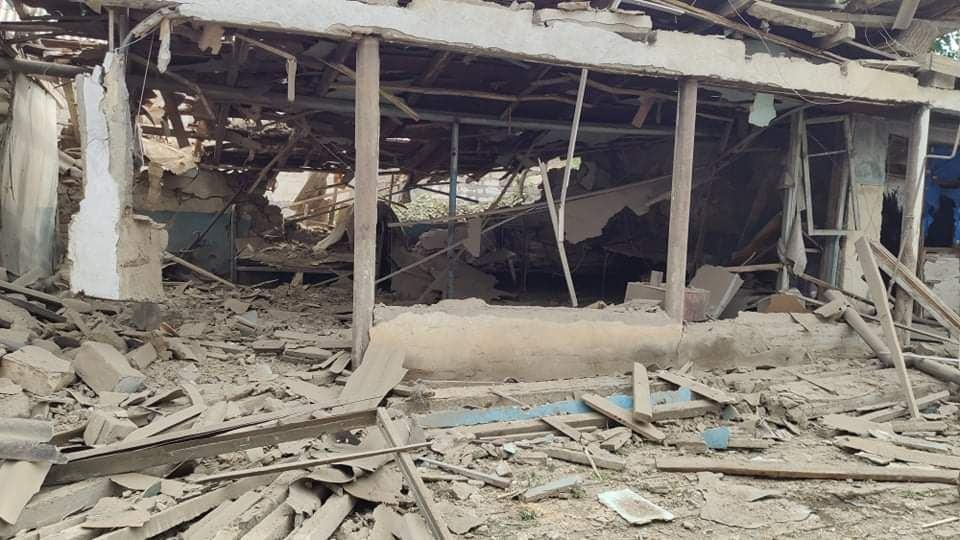 Armenian Army continues to shell Azerbaijani human settlements
