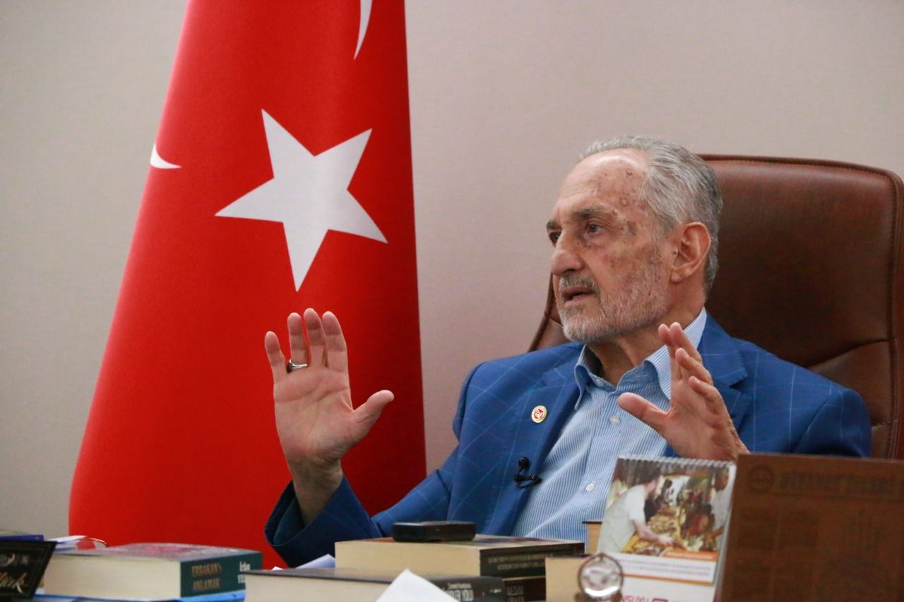 "Asilturk: ""Cyprus problem resolved in 1974"""