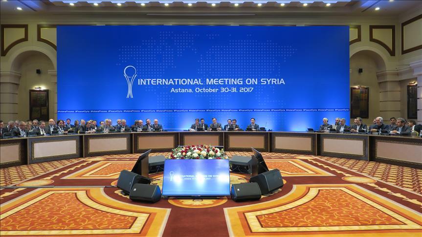 Astana Syria talks fail to reach deal on aid, captives