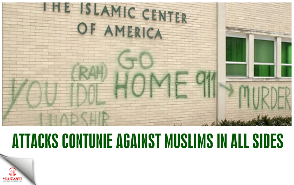 Attacks continue against Muslims in all sides