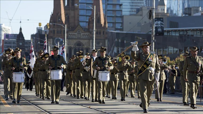 Australian army apologizes for insulting material