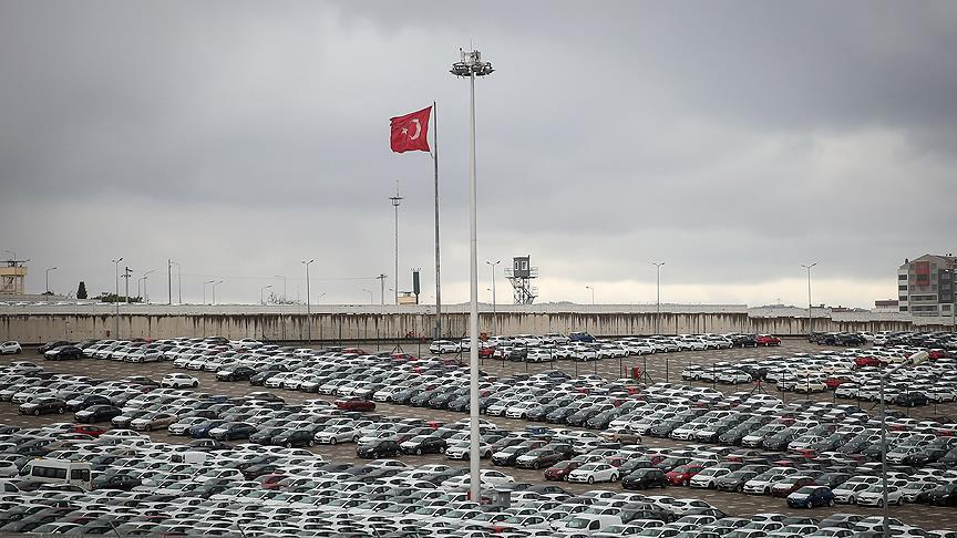 Automotive exports reach $913 million in Turkey