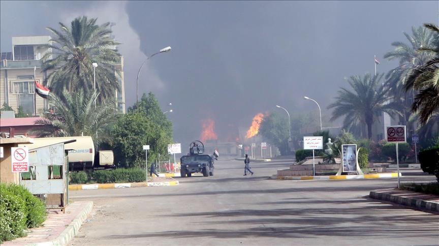 Baghdad car bomb kills 6, injures 17