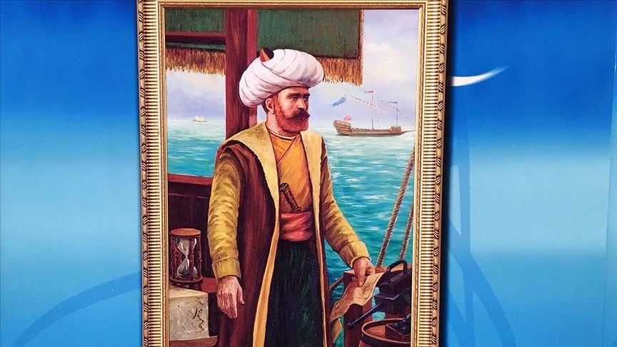Barbaros Hayrettin Pasa commemorated on the 475th anniversary of his death