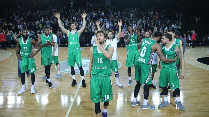 Basketball: Darussafaka advance to ULEB Cup final