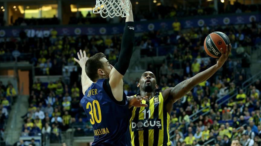 Basketball: Fenerbahce beat Barcelona in Euroleague