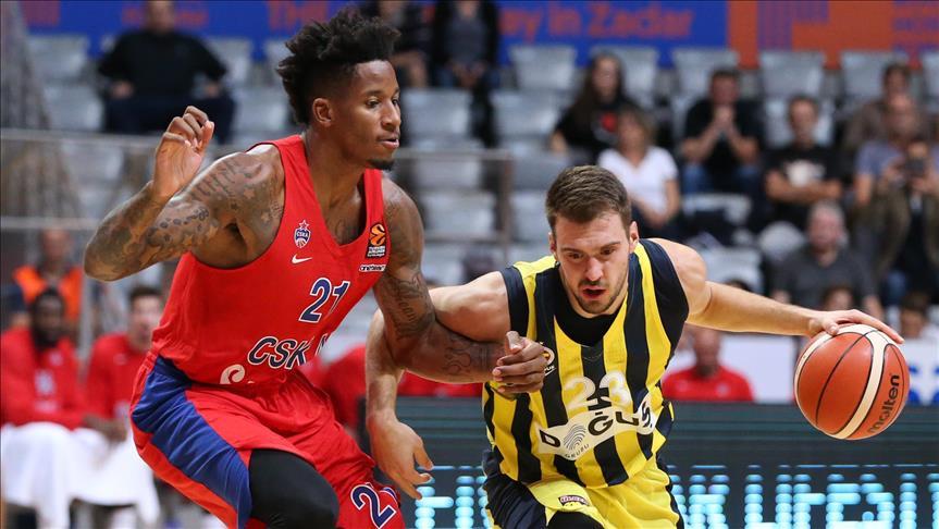 Basketball: Turkey's Fenerbahce champion of Zadar