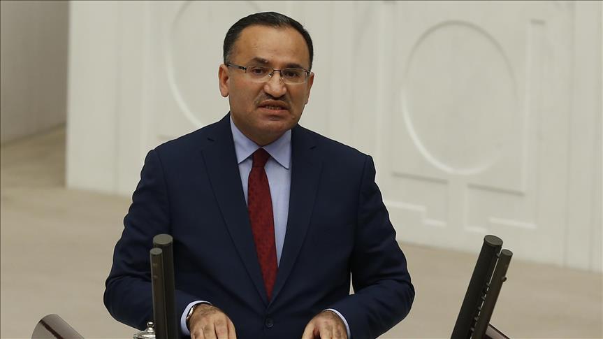 Bekir Bozdag sent FETO letter to US Justice Ministry