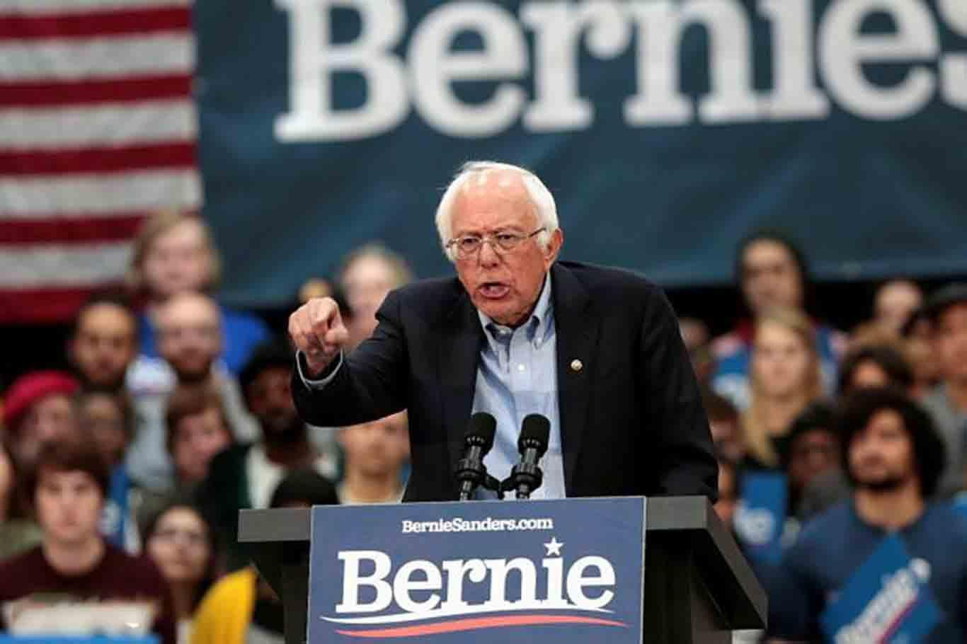 Bernie Sanders drop out of the presidential race in the US