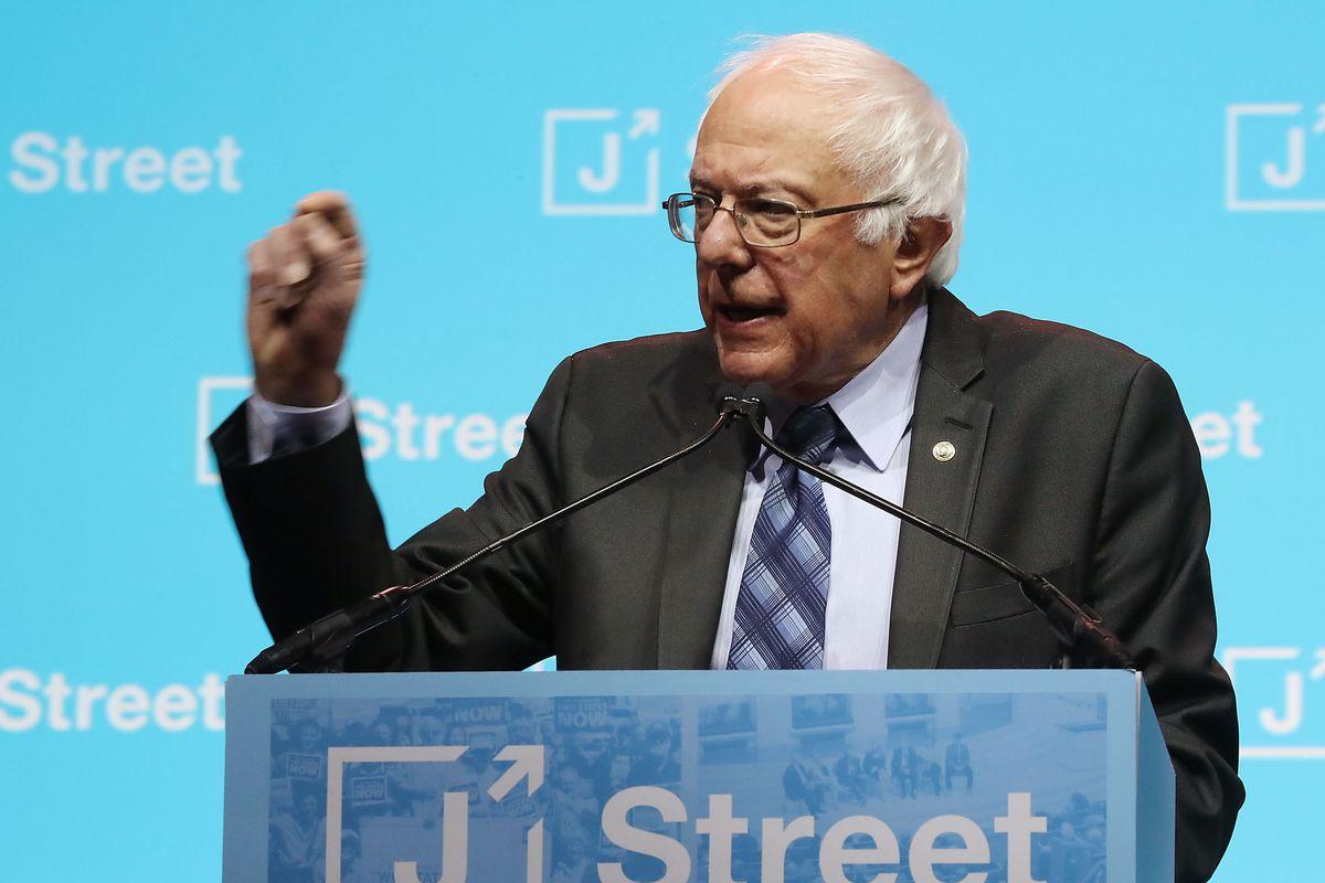 Bernie Sanders slams Israel for not sending COVID vaccines to Palestinians