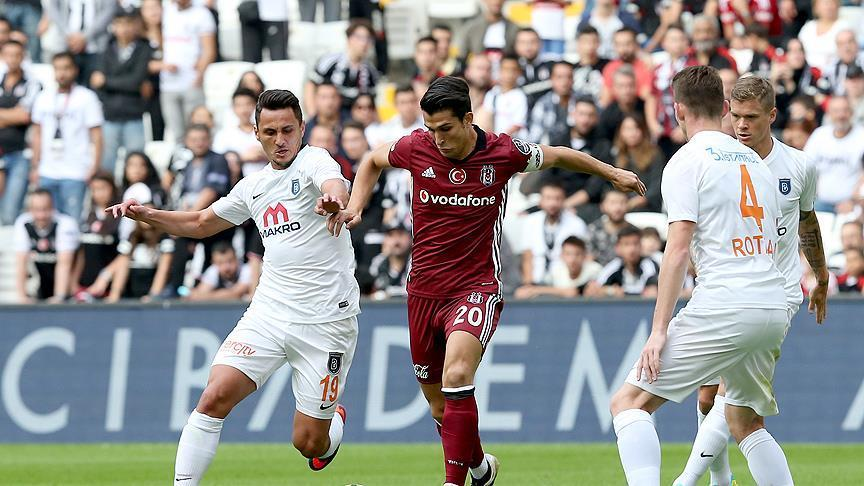 Besiktas, Basaksehir ready to the big game