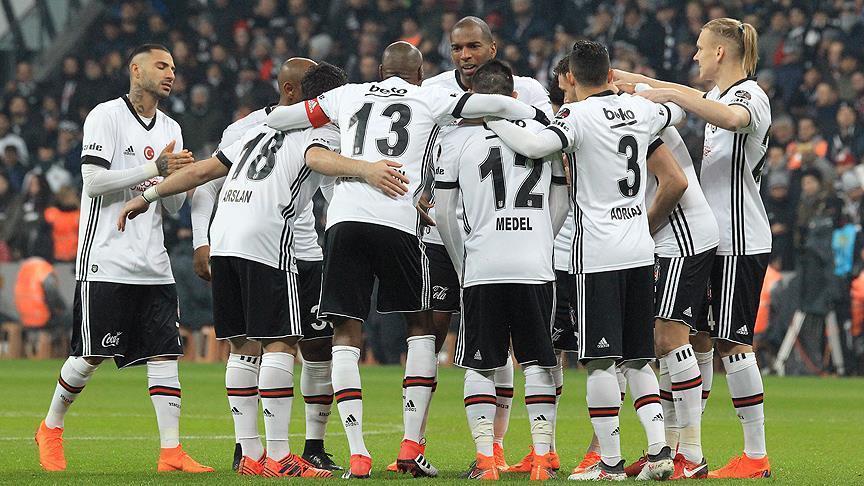 Besiktas crash Fenerbahce 3-1 in Istanbul derby
