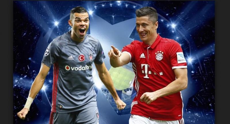 Beşiktaş out to do its best against Bayern Munich