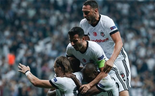 Beşiktaş seeks third straight Champions League win