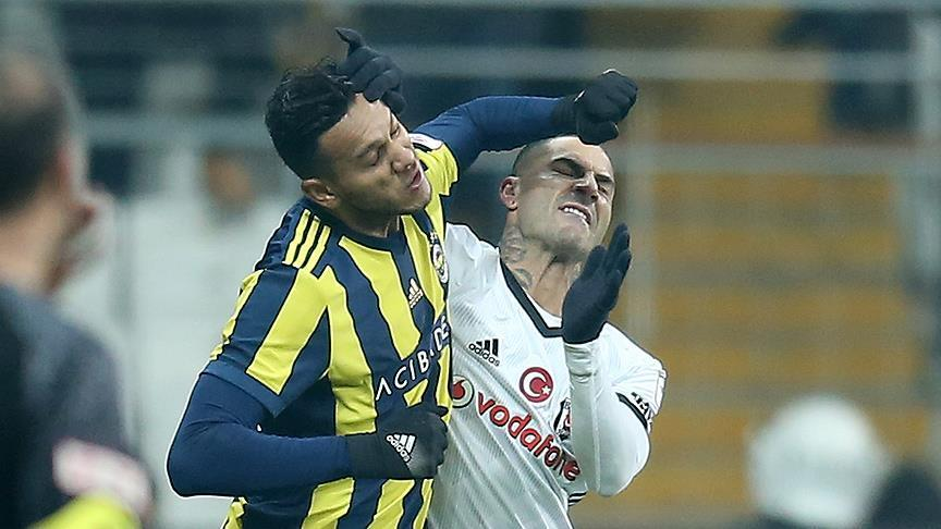 Besiktas star Quaresma banned for 5 matches
