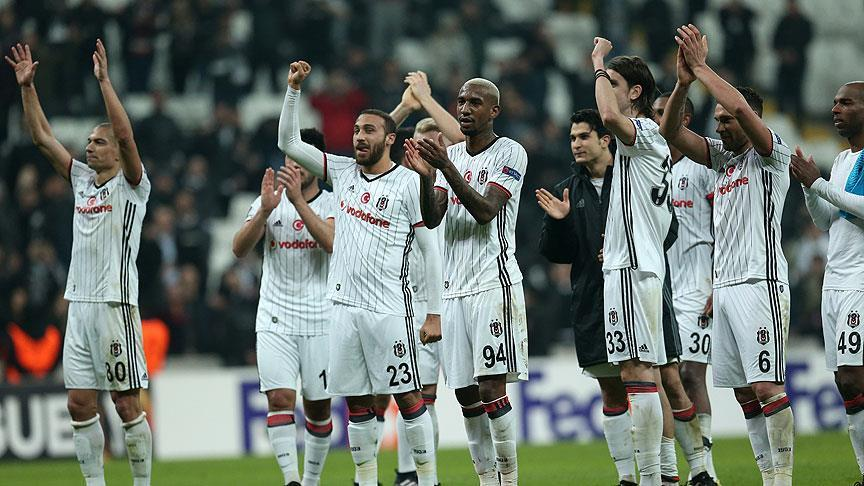 Besiktas to face Olympiacos in Europa League