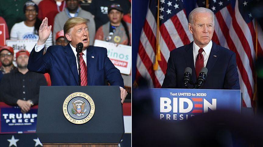 Biden, Trump to face off in first presidential debate