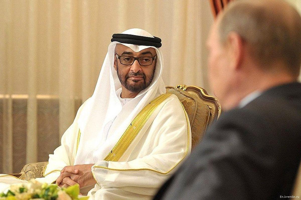 Bin Zayed talks with Washington to transfer US base in Turkey to UAE