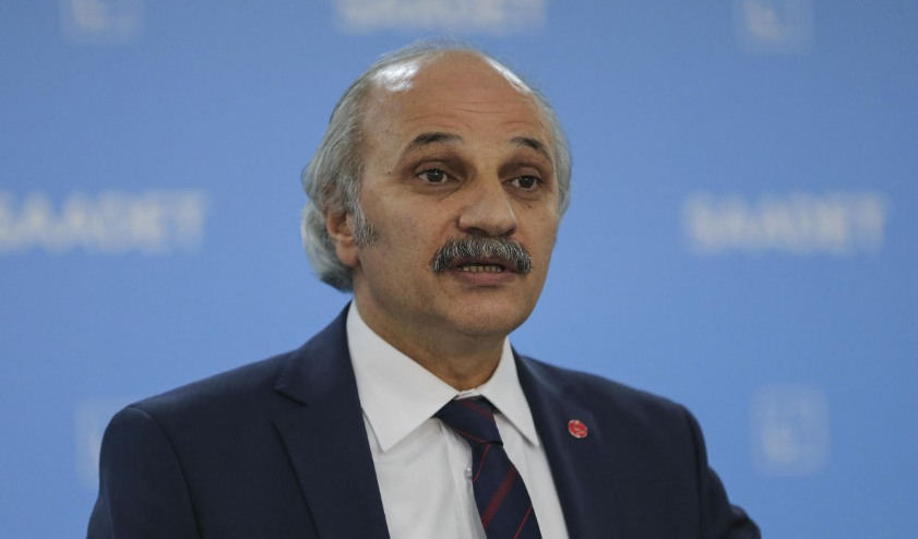 Birol Aydın: Our guide to be the justice, conscience, mercy