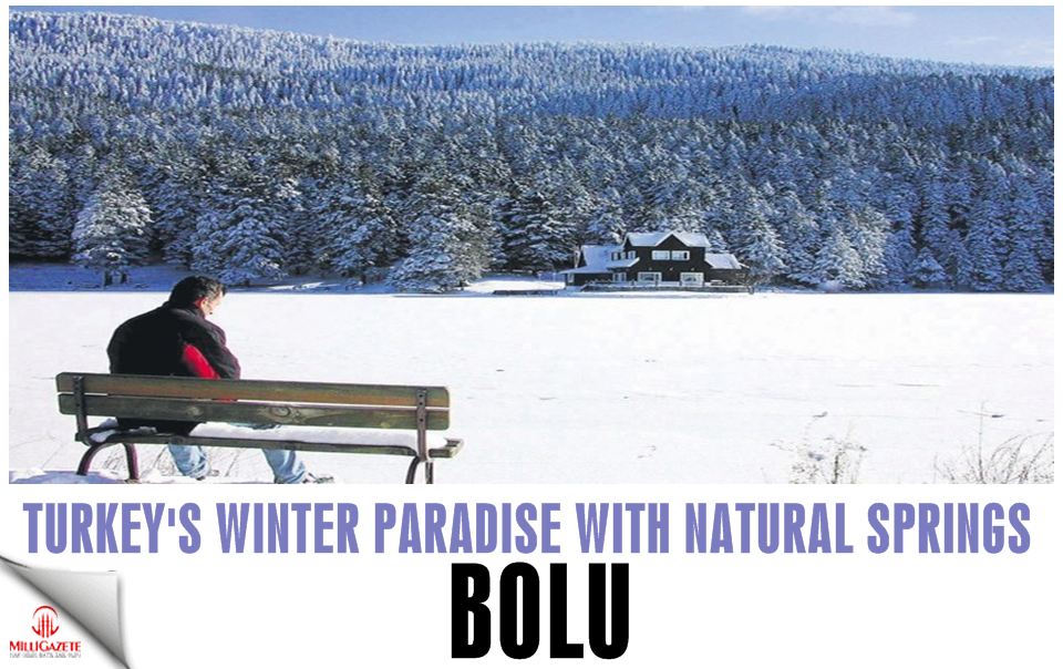 Bolu: Turkeys winter paradise with natural springs