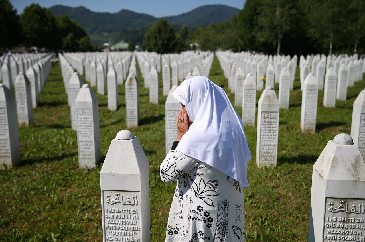 Bosnia marks 25th anniversary of Srebrenica Genocide