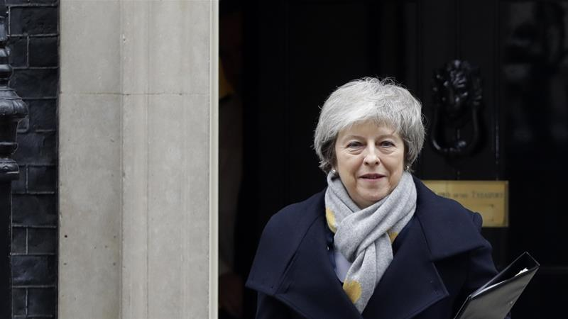 British PM May survived. What happens next?
