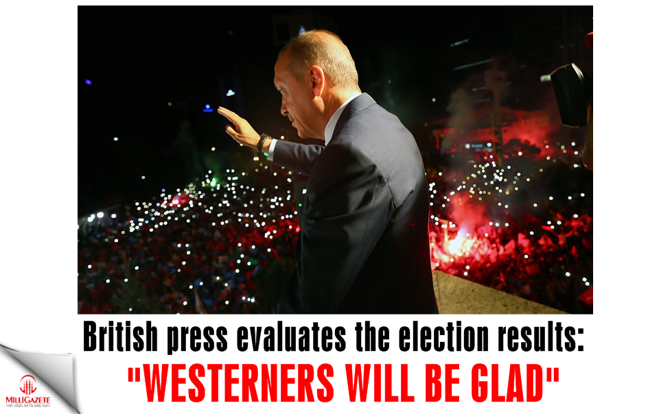 "British press evaluates the election results: ""Westerners will be glad"""