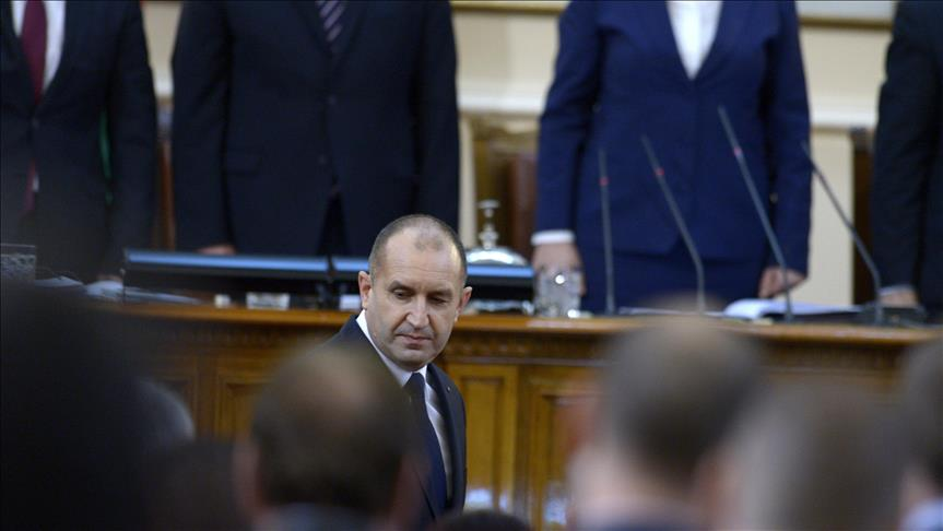 Bulgaria's president orders snap election on March 26