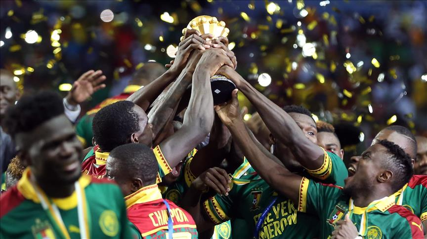 Cameroon wins Africa Cup of Nations
