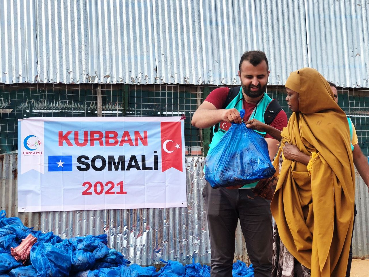 Cansuyu delivers Qurban meat to 1 million people