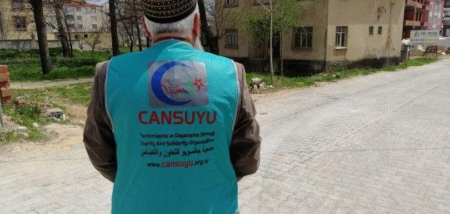 Cansuyu representatives relatives martyred in Gaza