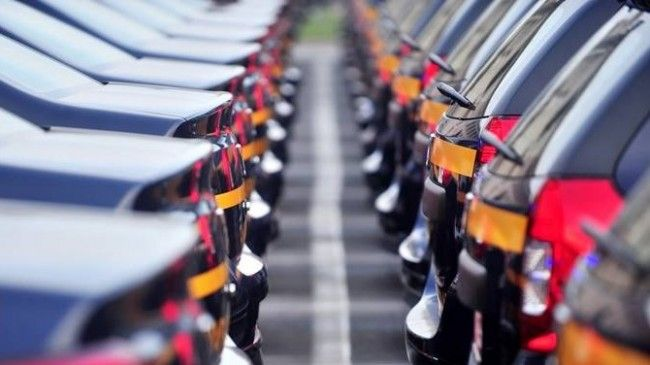 Cars and light commercial vehicles market is shrinking in Turkey