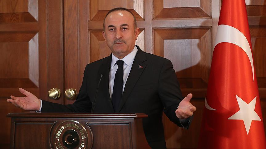 Çavuşoğlu criticizes EU chief's remarks on terror arrests