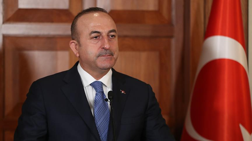Cavusoglu slams Greece on not extraditing ex-soldiers