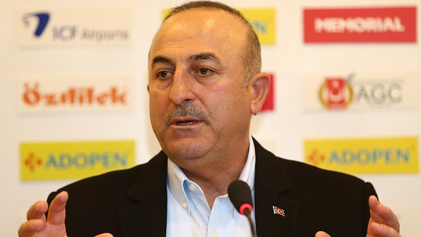Cavusoglu slams Greece's 'provocative' rhetoric