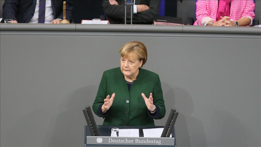 Chancellor Angela Merkel `to continue dialogue with Turkey`