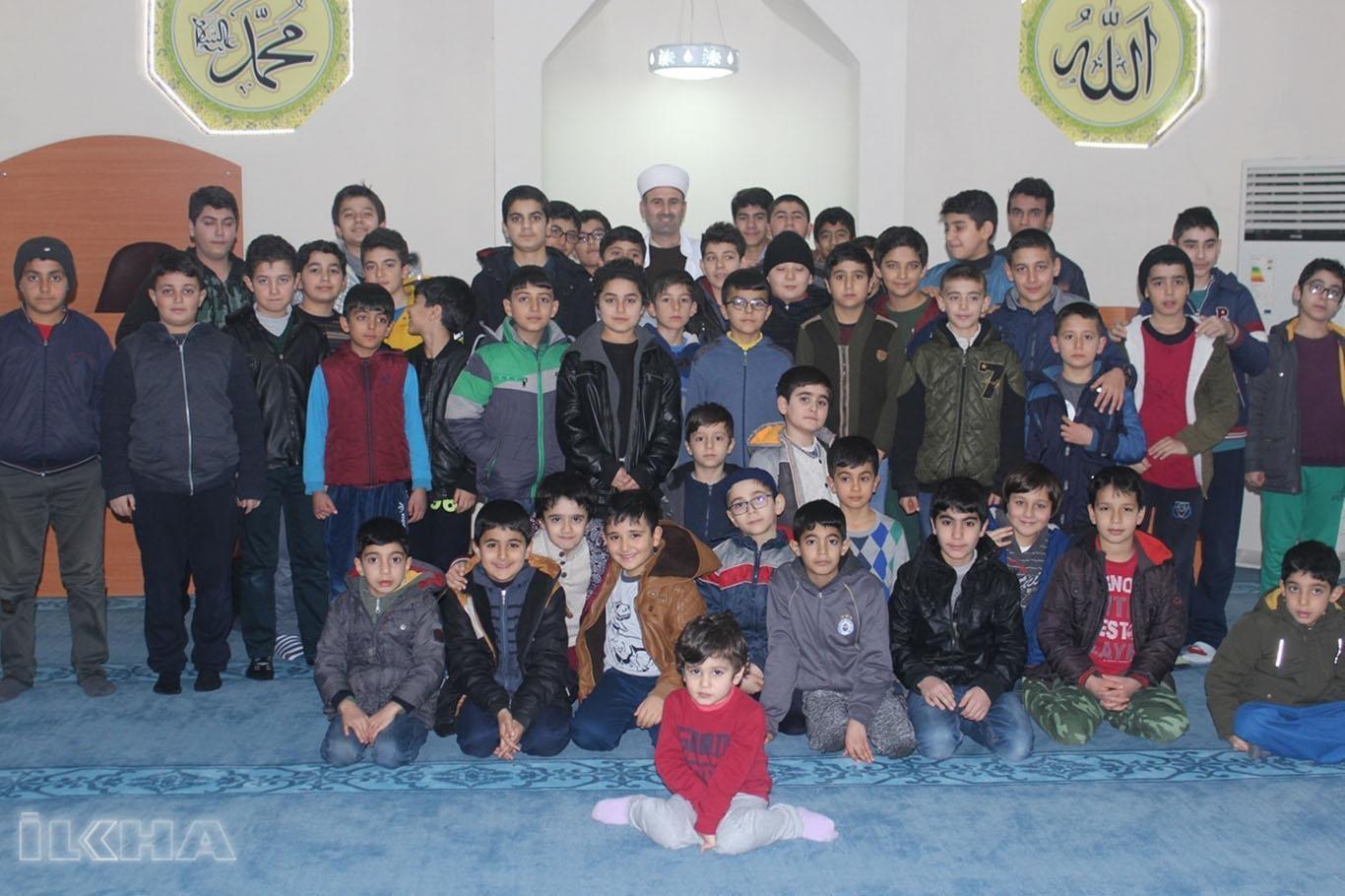Children's mosque love in Turkey's Adıyaman